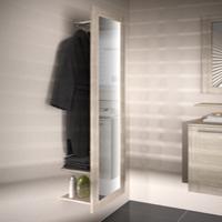 Aquarine - Coventry zoom miroir-penderie