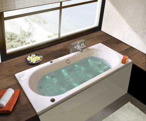 Aquarine - Spanéo sur baignoire La Collection