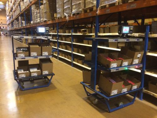 FM Logistic - E-shoppeur