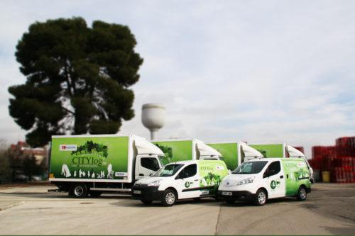 FM Logistic - Citylogin Espagne