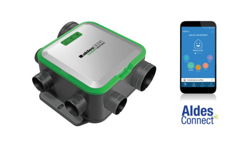 Aldes - EasyHome PureAIR Connect