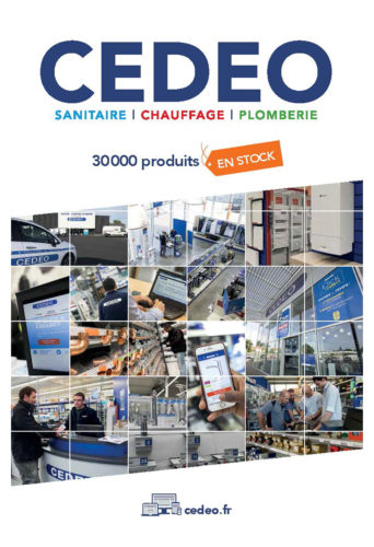 Couverture du catalogue Cedeo Pro-jpg