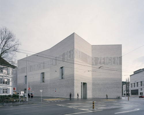 Kunstmuseum Basel Extension - Switzerland  Rory Gardiner-jpg