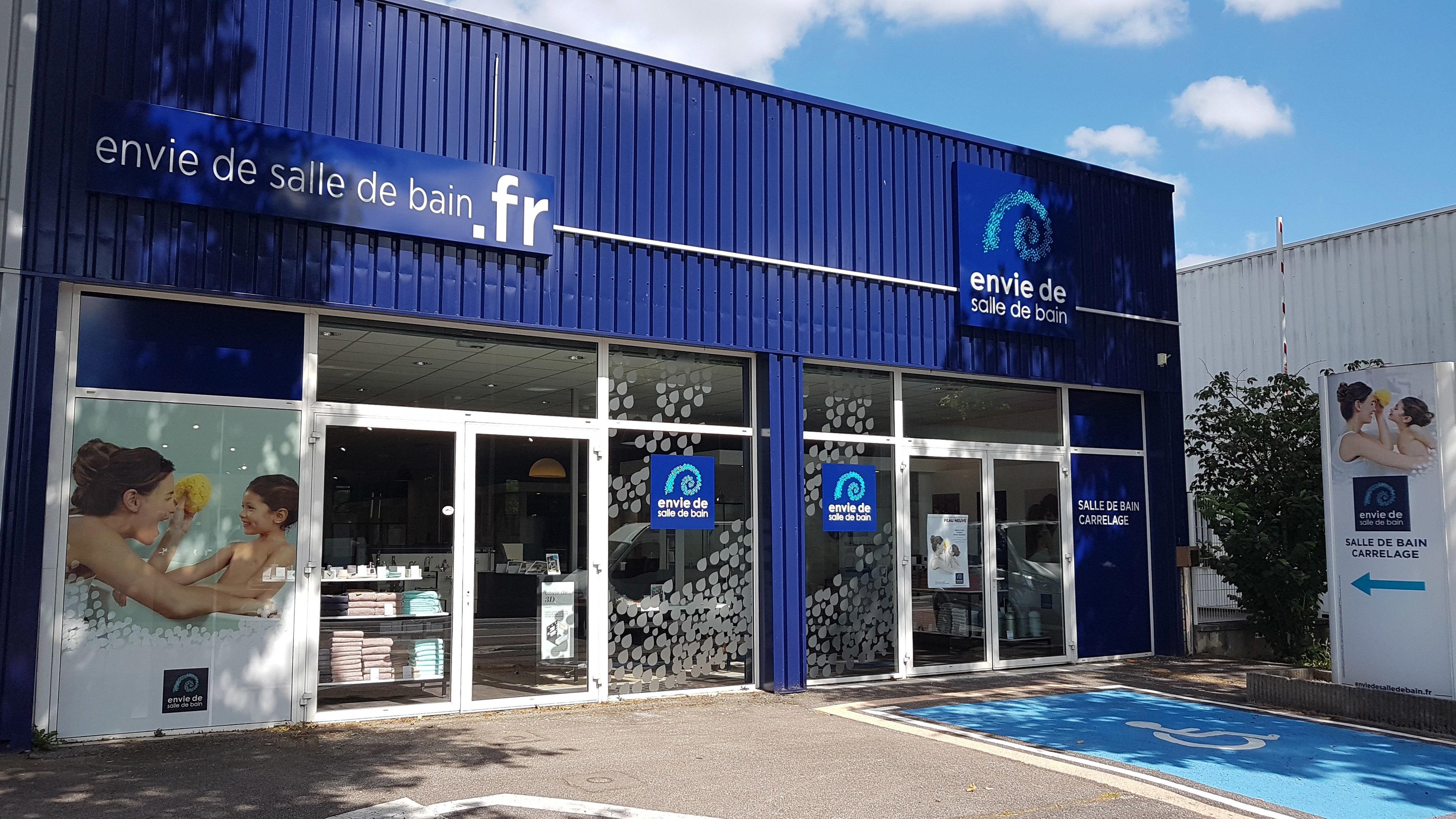 Nouvelle Salle De Bain 2018 envie de salle de bain ouvre son nouveau magasin à nancy (54