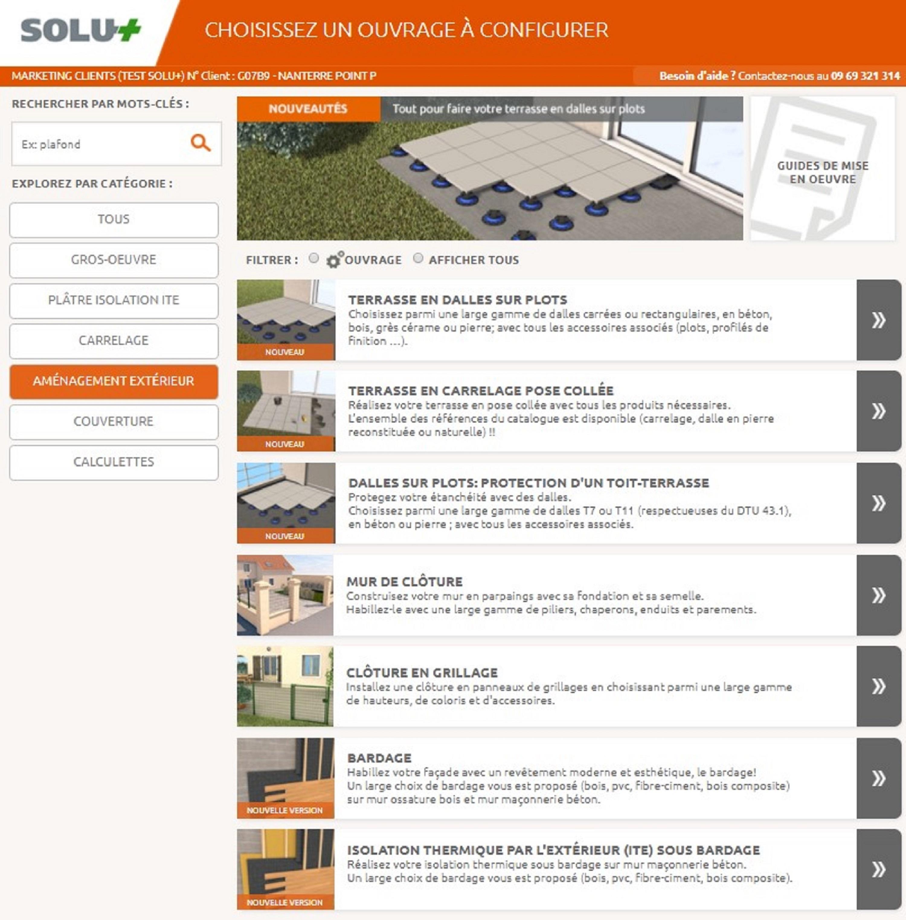 Solu De Point P Materiaux De Construction Toujours Plus De Solutions Pour Aider Les Professionnels Clc Communications