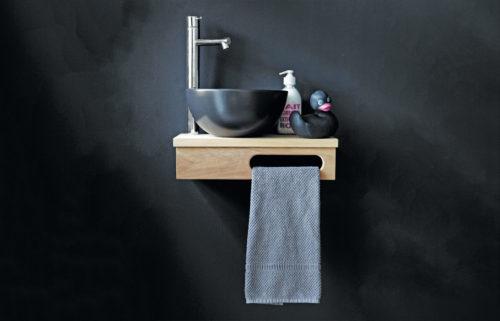 Envie de Salle de Bain – Meuble lave-mains Cloakroom marque LineArt-jpg