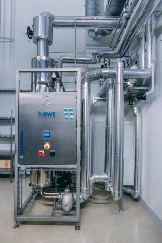 BWT VAPOTRON Generateur de vapeur pure – Copyright BWT – Vincent Muller-jpg