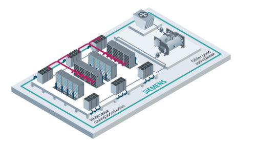 Siemens BTvisuel Partenariat Vigilent Data center2-jpg