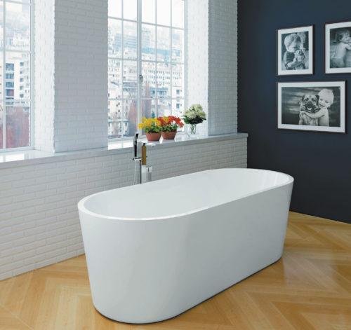 Envie de salle de bain – Baignoire ilot DailyO marque Alterna-jpg