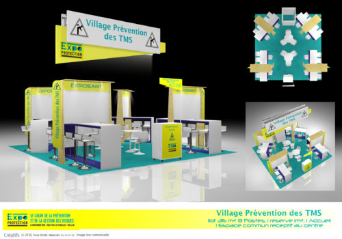 EXPOPROTECTION 2018 – Villages IOT  PROTECTION CONNECTEE-jpg