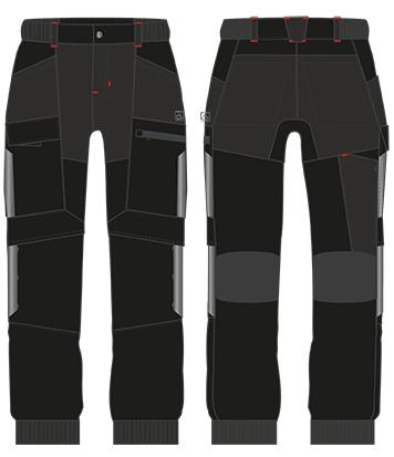 LAFONT – Pantalon Twist-jpg