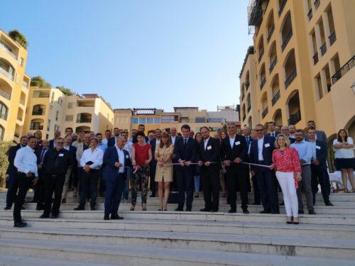 Siemens SIInauguration agence Monaco-jpg