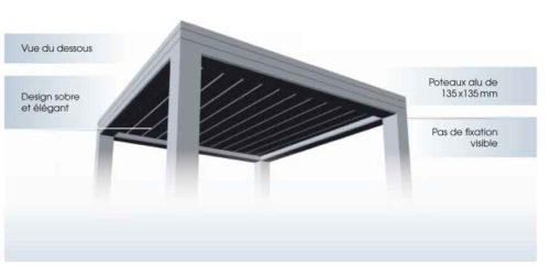 PROFILS SYSTEMES – Pergola aluminium retractable WALLIS  OUTDOOR-jpg