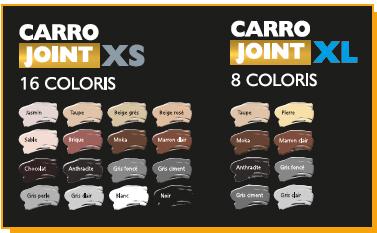 Sika – Carrojoint gamme coloris-jpg